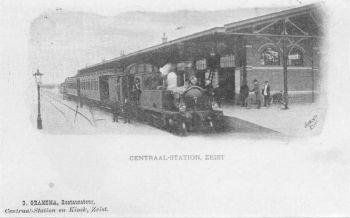 Centraal Station Zeist