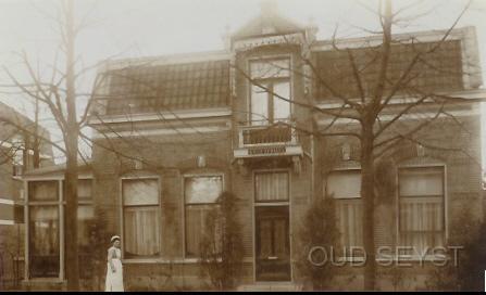 Boschlaan 3 - 1910