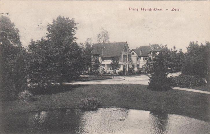 Prins Hendriklaan - 1913