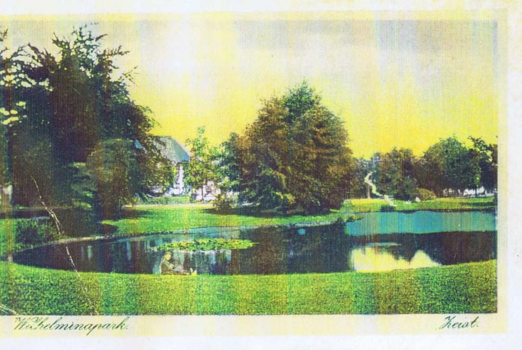 Wilhelminapark - 1930