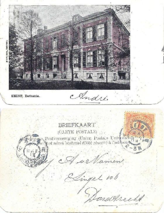 Bethaniëgebouw - 1904