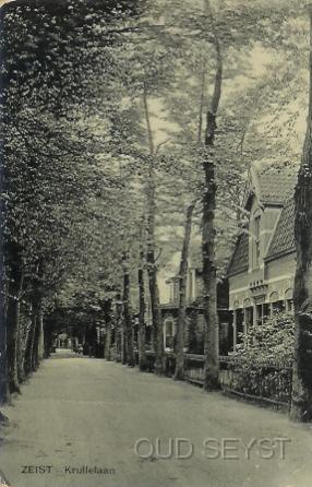 Krullelaan 23 nu 33 - 1907