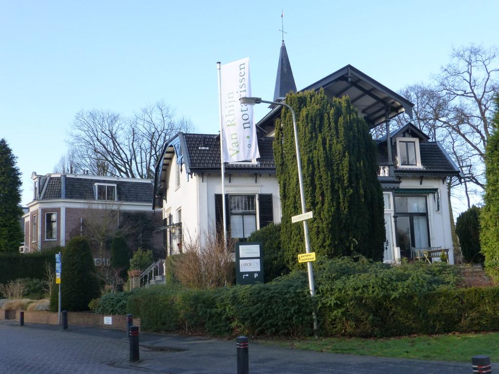 Woudenbergseweg - Notariskantoor Van Rhijn - 2015