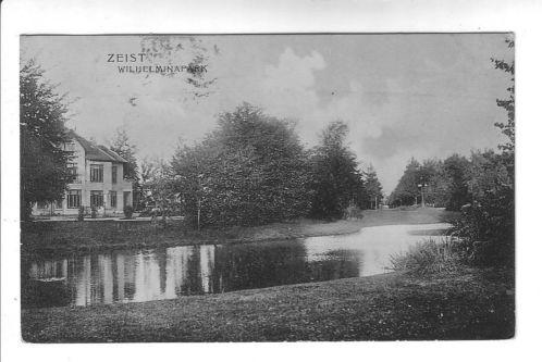 Wilhelminapark - 1905