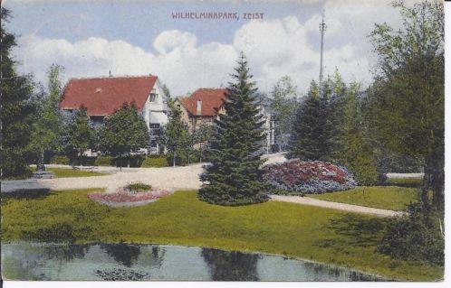 Wilhelminapark - 1921