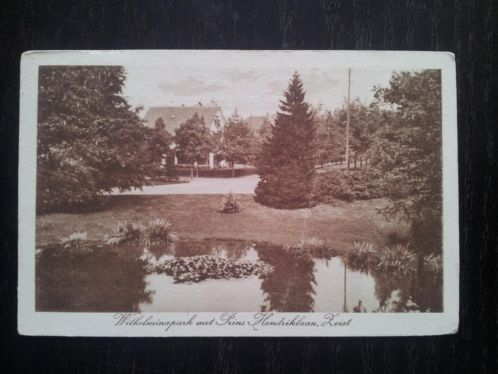 Wilhelminapark - 1920