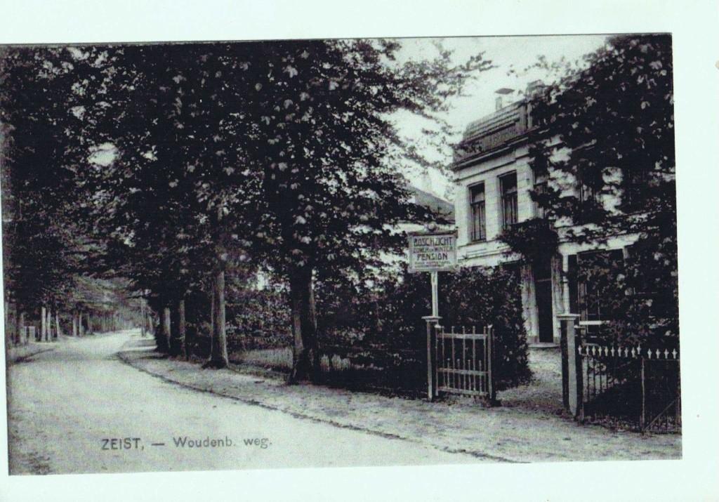 Woudenbergseweg 32 - Pension Boschzicht - 1920
