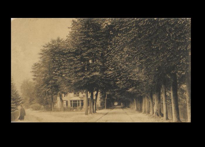 Woudenbergseweg / hoek Huydecoperweg - 1910